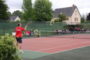 tennis AS Caours